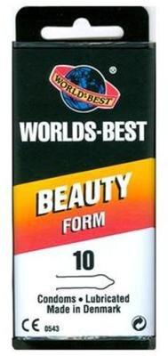 Worlds Best Beautyform kondomer