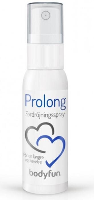 Køb Bodyfun Prolong spray